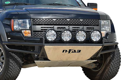 N-Fab RSP Front Bumper