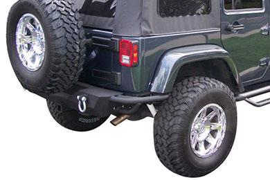 N-Fab RTC Rear Bumper