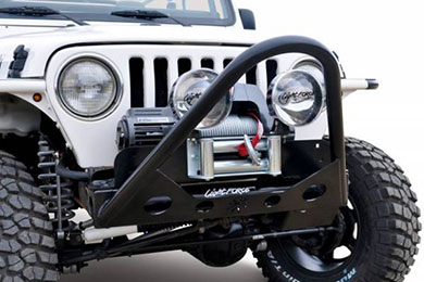 Jeep Wrangler Poison Spyder Front Stinger