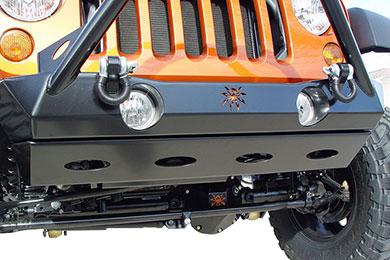 Jeep Wrangler Poison Spyder RockBrawler Skid Plate