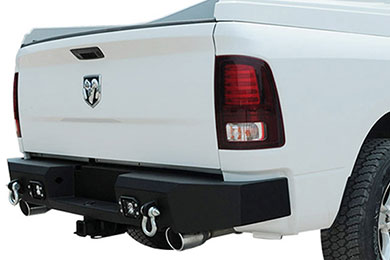 ProZ Premium Rock Crawler HD Rear Bumper