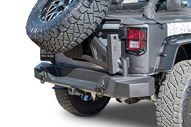 Rampage TrailGuard Rear Bumper