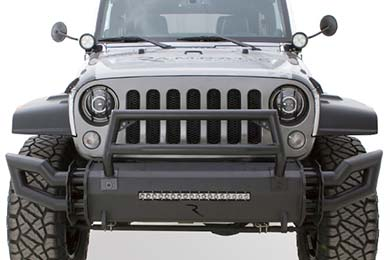 Jeep Wrangler Rampage TrailRam Front Bumper