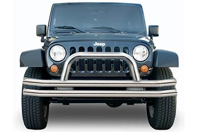 Jeep Wrangler Rampage Tubular Bumpers