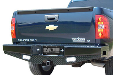 Chevy Silverado Ranch Hand Legend Rear Bumper