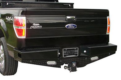 Jeep Wrangler Ranch Hand Sport Rear Bumper