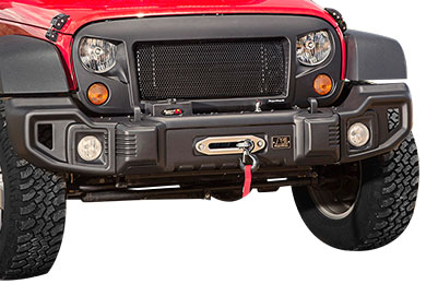 Rugged Ridge Spartacus Front Bumper