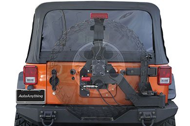 Rugged Ridge XHD Gen II Swing and Lock Tire Carrier