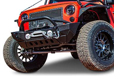 Jeep Wrangler Smittybilt GEN2 XRC Front Bumper