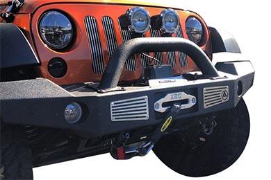 Jeep Wrangler Smittybilt Atlas Front Bumper
