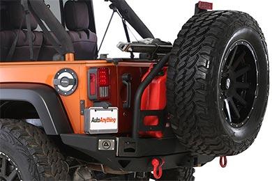 Jeep Wrangler Smittybilt Atlas Rear Bumper