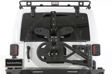 Jeep Wrangler Smittybilt GEN2 Bumper Tire Carrier