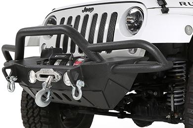 Jeep Wrangler Smittybilt GEN2 SRC Front Bumper
