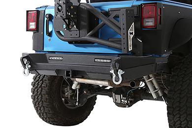 Jeep Wrangler Smittybilt GEN2 XRC Rear Bumper