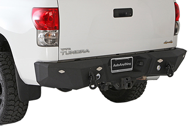 GMC Sierra Smittybilt M1 Rear Bumper