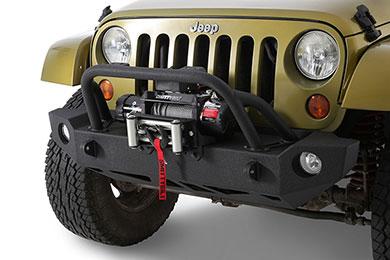 Jeep Wrangler Smittybilt SRC Carbine Front Bumper