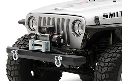 Jeep Wrangler Smittybilt SRC Front Bumpers