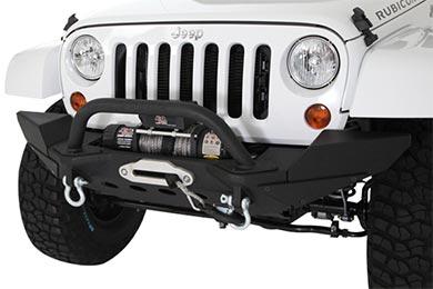 Jeep Wrangler Smittybilt XRC MOD Front Bumper System