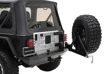 Jeep Wrangler Smittybilt XRC Rear Bumper