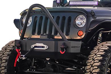 Jeep Wrangler Snyper Scope Front Bumper