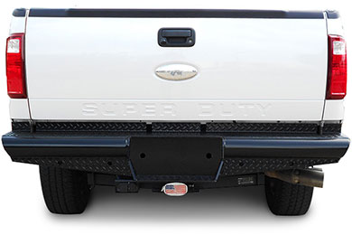 Chevy Silverado Steelcraft HD Rear Bumper