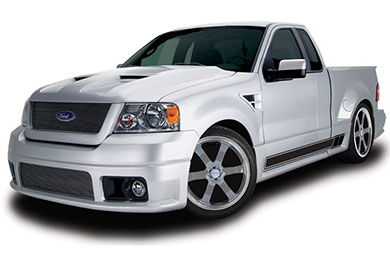 Ford F-150 Street Scene Front Bumper Covers