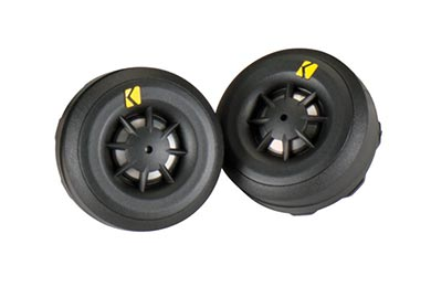 Jeep Wrangler Kicker CS-Series Tweeters