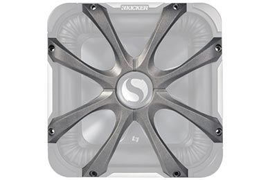 Kicker Solo-Baric Subwoofer Grilles