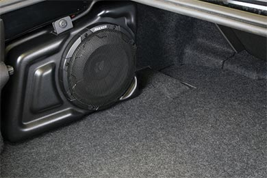 Jeep Wrangler Kicker VSS PowerStage Subwoofer Upgrade System