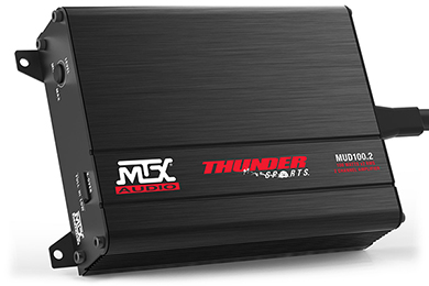 mtx power sports amplifier