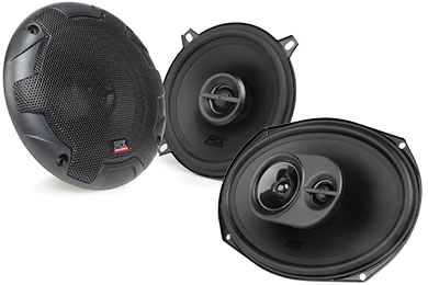 mtx terminator speakers