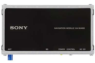 Sony Plug-in GPS Car Navigation Module