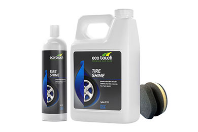 Eco Touch Tire Shine Kit
