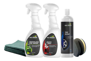 Eco Touch Wash, Wax & Shine Kit