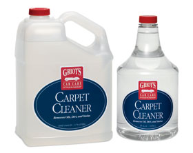 Griot's Garage Carpet Cleaner