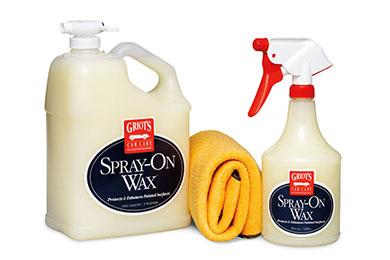griots garage complete spray on wax kit