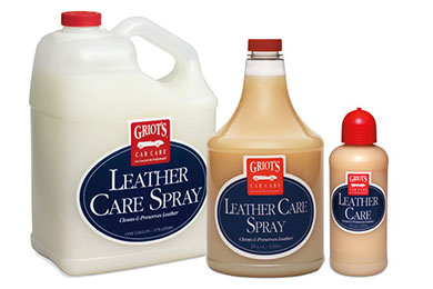 Griot's Garage Leather Care