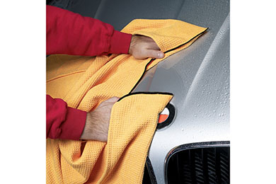 Griot's Garage Microfiber Drying Cloth