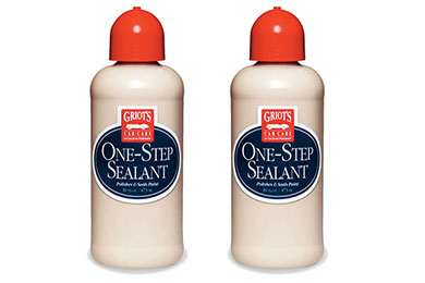 Griot's Garage One-Step Paint Sealant