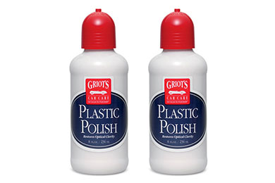 Griot's Garage Plastic Polish