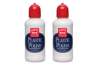 Griot's Garage Plastic Polish