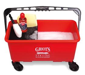 Griot's Garage Ultimate Car Wash Bucket
