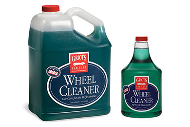 Ford Mustang Griot's Garage Wheel Cleaner