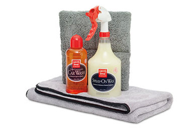 Griot's Garage Weekend Therapy Car Wash Kit