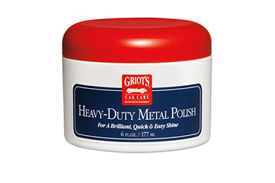 Griot's Garage Heavy-Duty Metal Polish