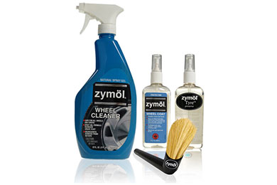Wheel & Tire Care Kit feat. Zymol