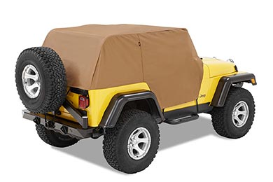 bestop all weather trail covers