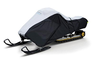 classic accessories snowmobile travel cover