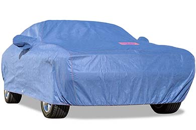 Chevy Corvette Covercraft Denim Blue Custom Car Cover