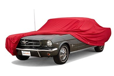 Chevy Corvette Covercraft Fleeced Satin Car Cover